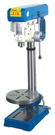 Máy khoan bàn KTK LG-120 bán tự động bằng bánh răng