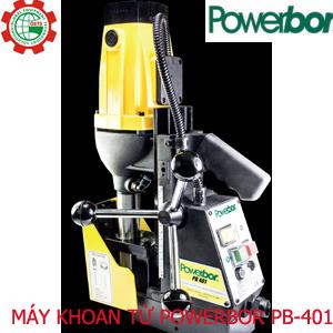 Máy khoan từ Powerbor PB-401