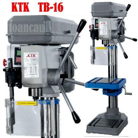 Máy khoan bàn 16mm KTK TB-16